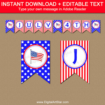 party ideas for the 4th of july