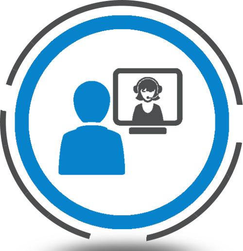 Asesoramiento en sesiones de Videoconferencia