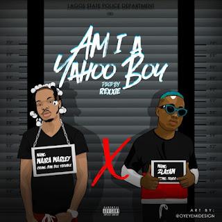 Naira Marley ft Zlatan Am I A Yahoo Boy Lyrics
