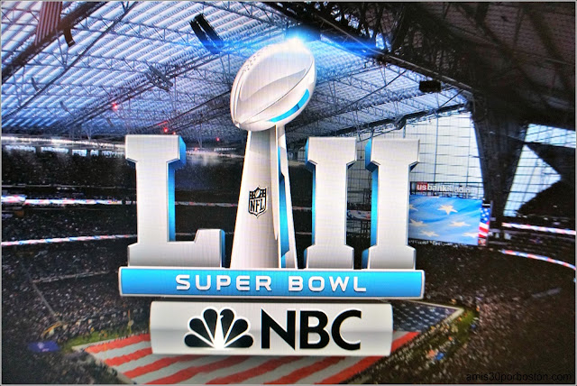 Super Bowl LII: New England Patriots