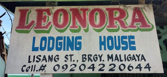 El Nido, Filipinas. Leonora's Lodging House