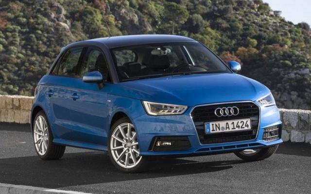 новые Audi A1