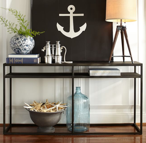 Large Anchor Art Decor Idea