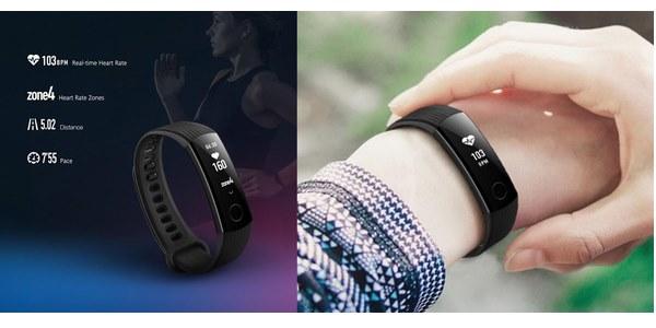 Smartwatch Murah Terbaik dan Canggih Dibawah 1 Juta HUAWEI Band 3 Smartband