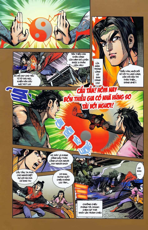 Tần Vương Doanh Chính chapter 2 trang 11