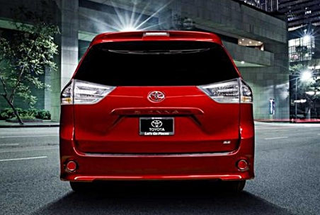 2018 toyota dyna. contemporary 2018 2018 toyota sienna redesign and release date on toyota dyna