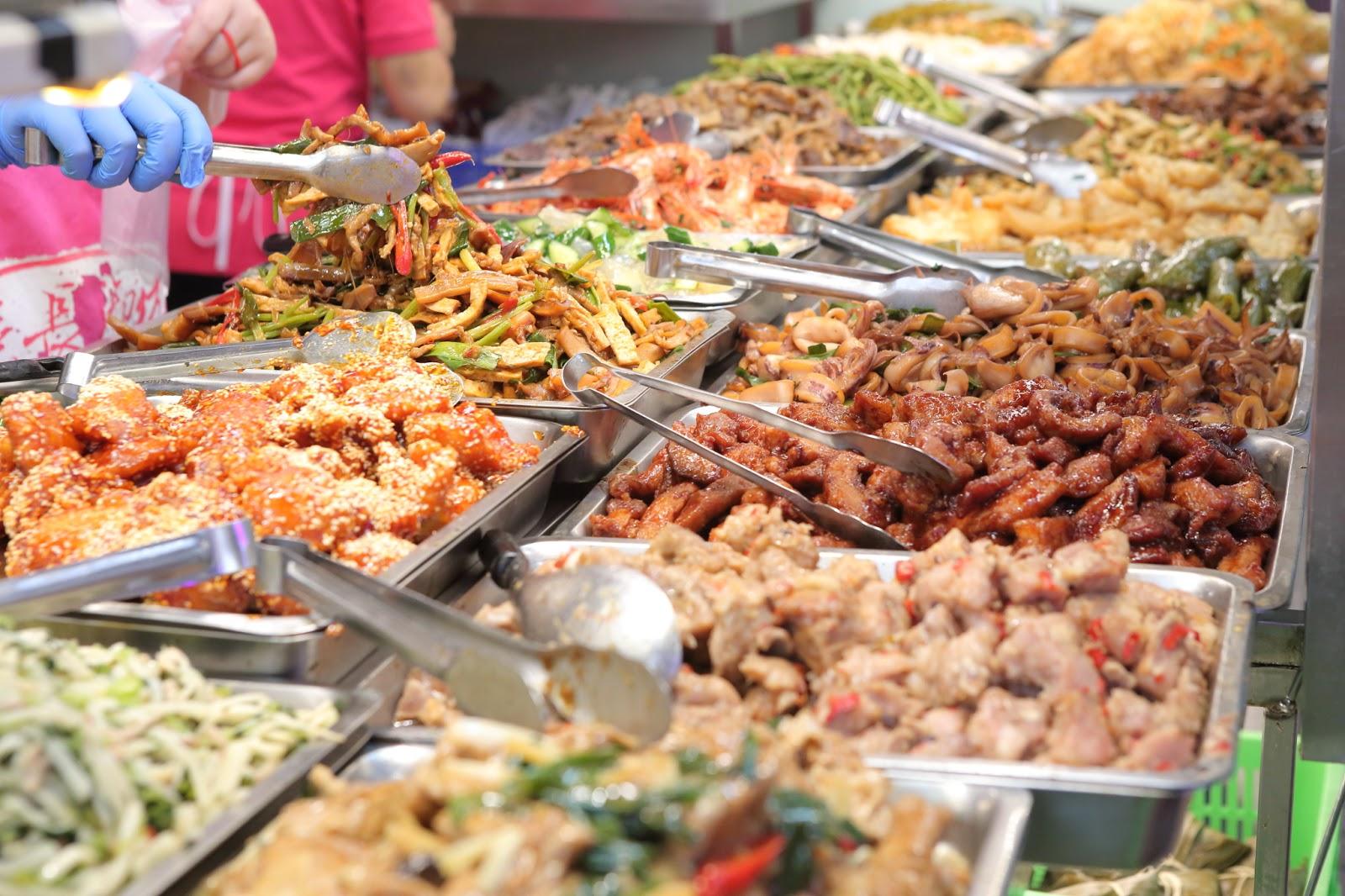 原來,菜市場也能這麼好逛!雙北市四星美食名攤巡禮 年節送禮,熱菜熟肉,甜點咖啡,伴嘴小物一應俱全 ...