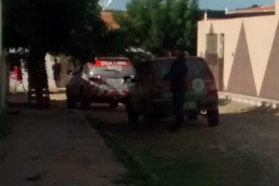 Pedra Branca - Operação policial recupera objetos roubados e prende acusado
