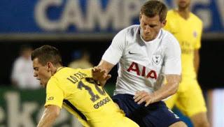 Tottenham Hotspur Taklukkan 10 Pemain PSG