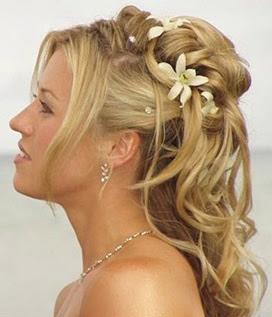 Bridesmaids Hairstyles Fashion In Wedding