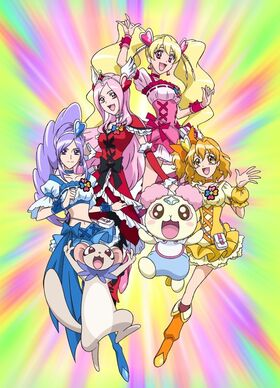 Fresh Precure - Fresh Pretty Cure! (2021)