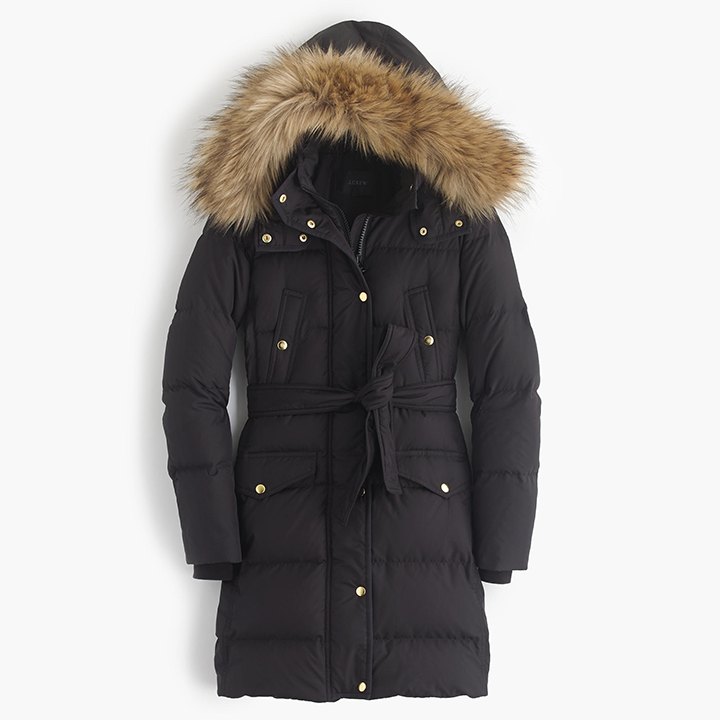 Winter Weather Necessities {J. Crew Wintress Puffer Coat} // A Style Caddy