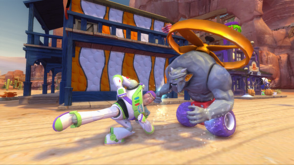 Toy Story 3 The Video Game PC Full Version Screenshot 1