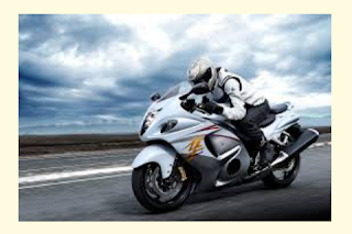 Gambar motorsikal Hayabusa