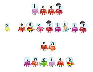 leer y escribir en inglés niños bilingües no nativos