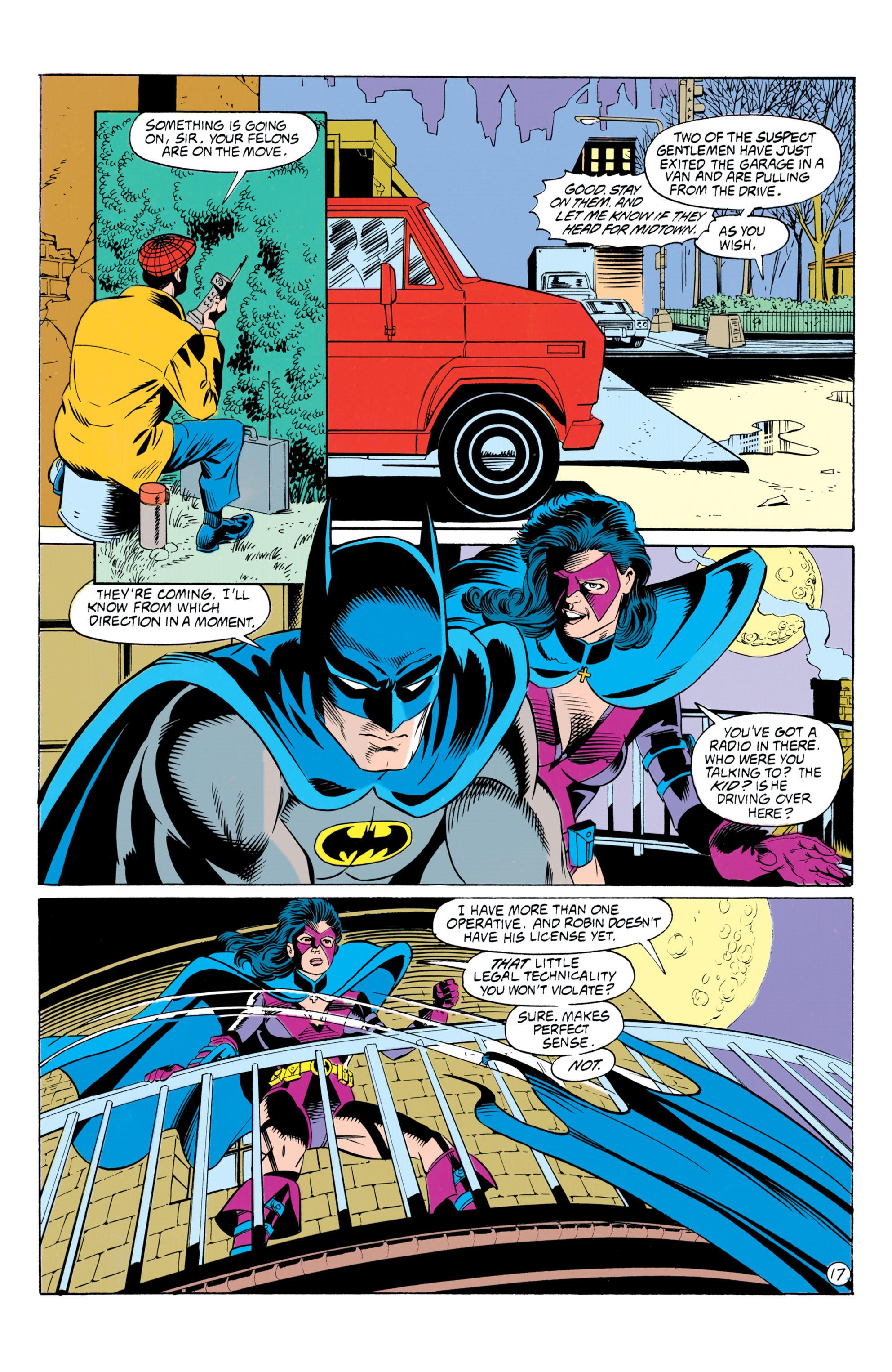 Detective Comics (1937) 653 Page 17