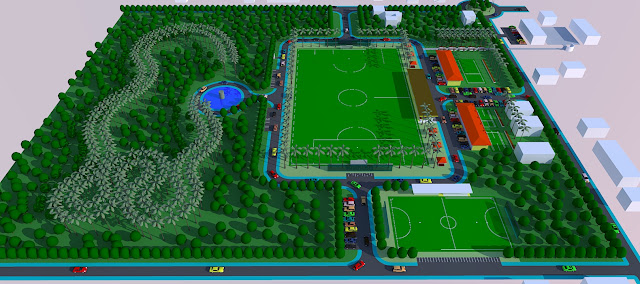 Gambar Lapangan Bola