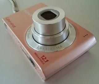 Jual Kamera Sony DSC-W510