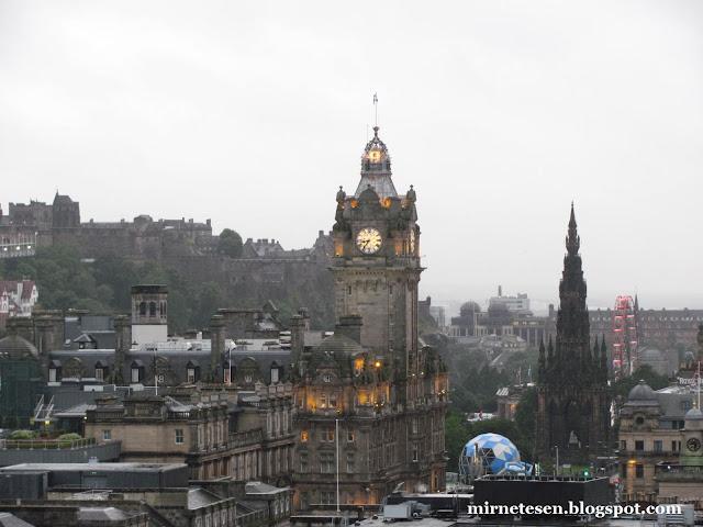 Эдинбург - Принсиз-Стрит