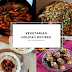 Vegetarian Holiday Recipes