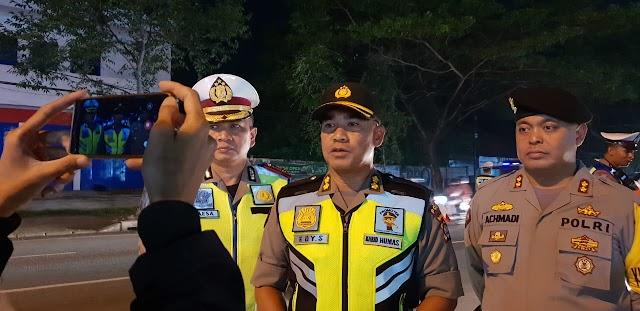 Ciptakan Situasi Kondusif di Bulan Ramadhan, Polda Banten Adakan Operasi Malam Hari