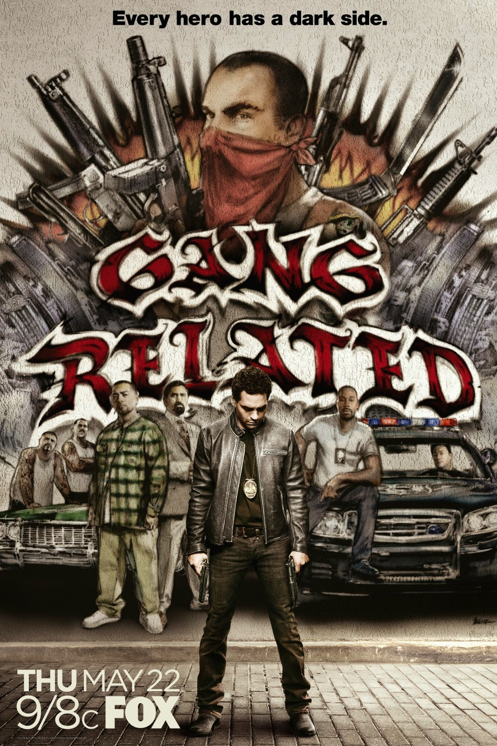 Gang Related TV Series (2014-) ταινιες online seires oipeirates greek subs