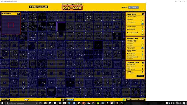 pacman juego gratis