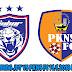 Live Streaming JDT vs PKNS FC 14.4.2018 Liga Super