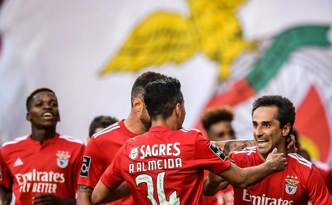 Blog Benfica Jonas fechou a contagem