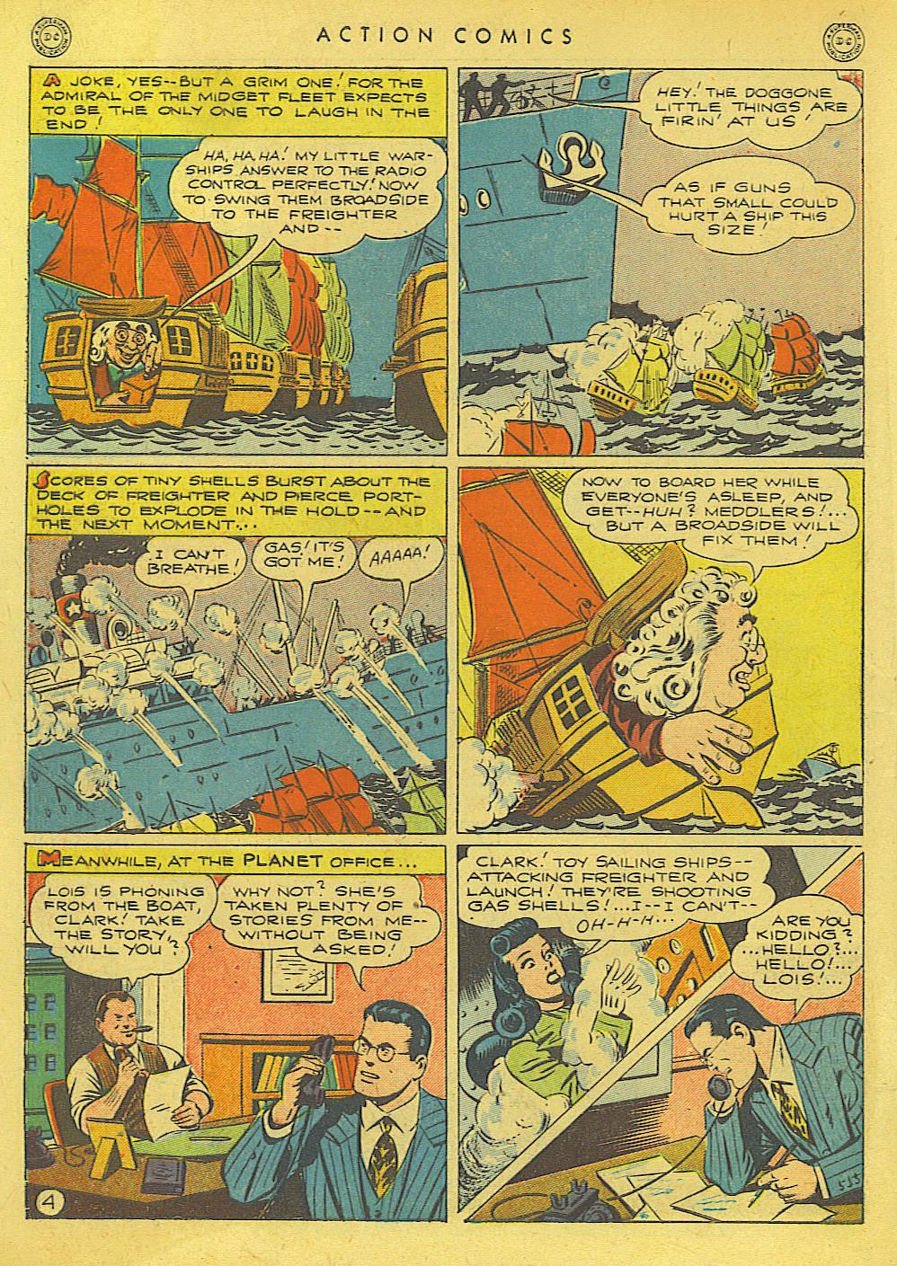 Action Comics (1938) 85 Page 5