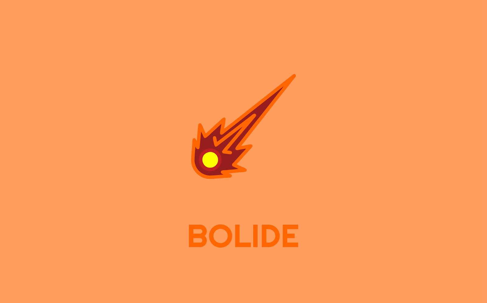 Bolide Logo Idea