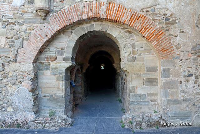 Locutorio del Monasterio de Santa María de Carracedo