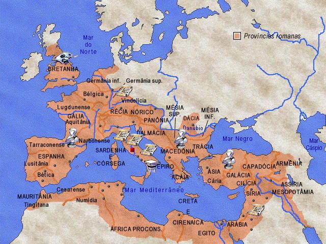 Resultado de imagem para imperio romano tribunos
