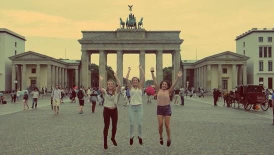 Portão de Brandemburgo em Berlim