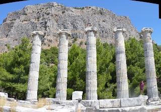 Templo de Atenea.