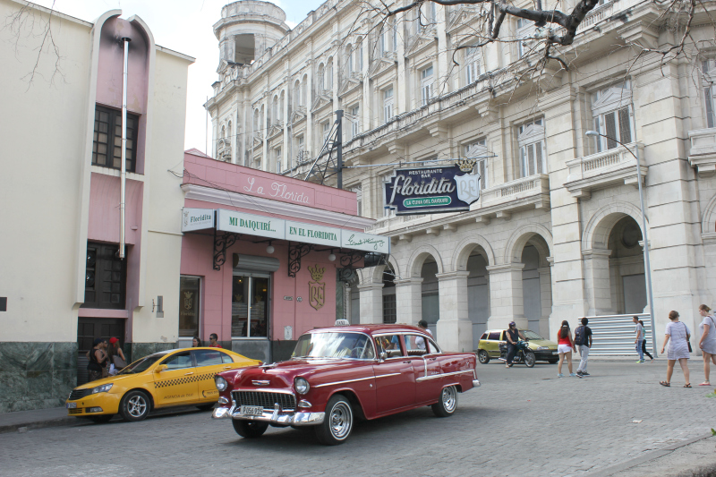 Two Days in Havana, Cuba