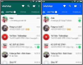 Cara Membuat Tampilan Whatsapp Lebih Berwarna