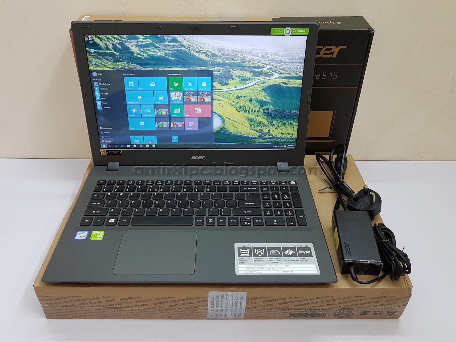 2019 Ram Hd >> Three A Tech Computer Sales and Services: NEW Laptop Acer Aspire E5-574G / 6th Gen Core i5 / 2GB ...