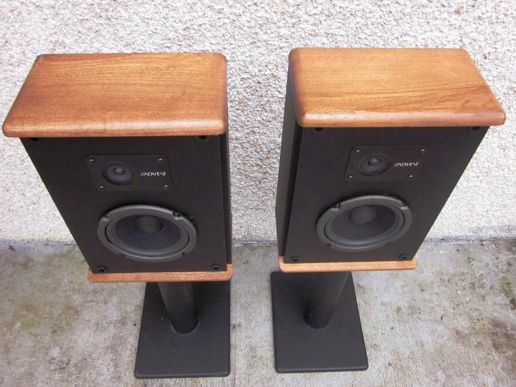 speakerholic baby advent speakers. Black Bedroom Furniture Sets. Home Design Ideas
