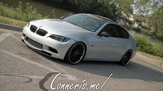 BMW 335i E92 front angle