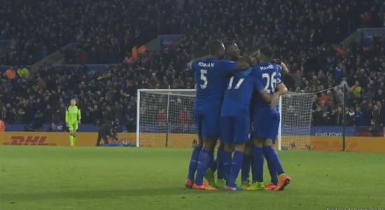 HIGHLIGHTS Premier League, Leicester Liverpool 3-1: Vardy (2), Drinkwater, Coutinho