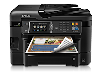 Epson WorkForce WF-3640 Driver Download - Windows, Mac