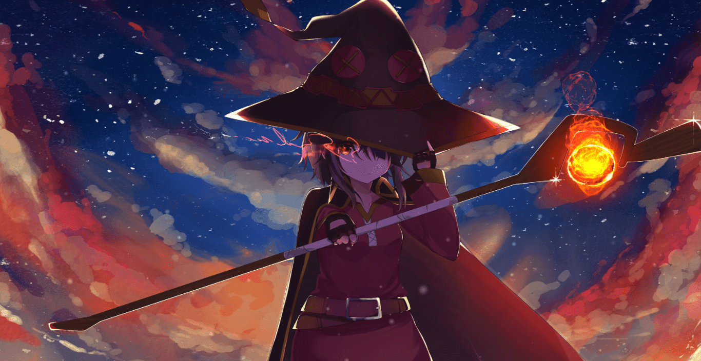 Megumin [Wallpaper Engine Anime]