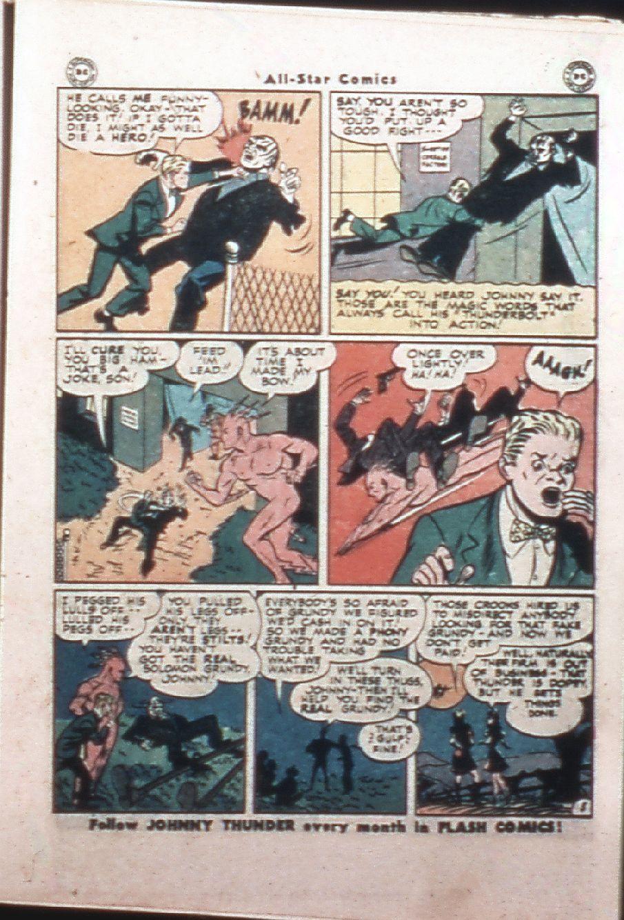 Read online All-Star Comics comic -  Issue #33 - 23