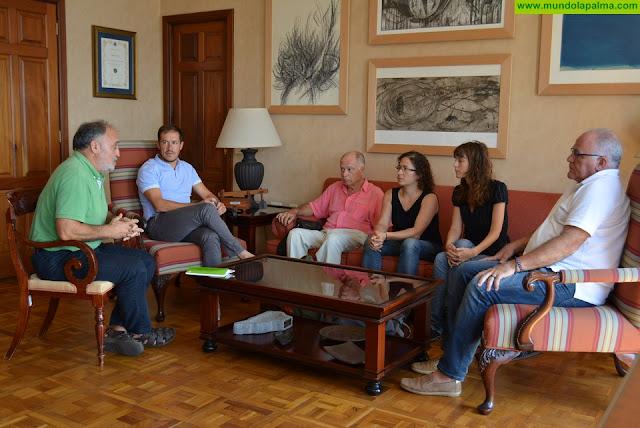 El Cabildo sostiene su compromiso con la soberanía energética de La Palma y apuesta por una isla de energías limpias y renovables