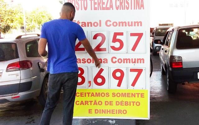 Aumento da gasolina pode gerar 26 mil demissões