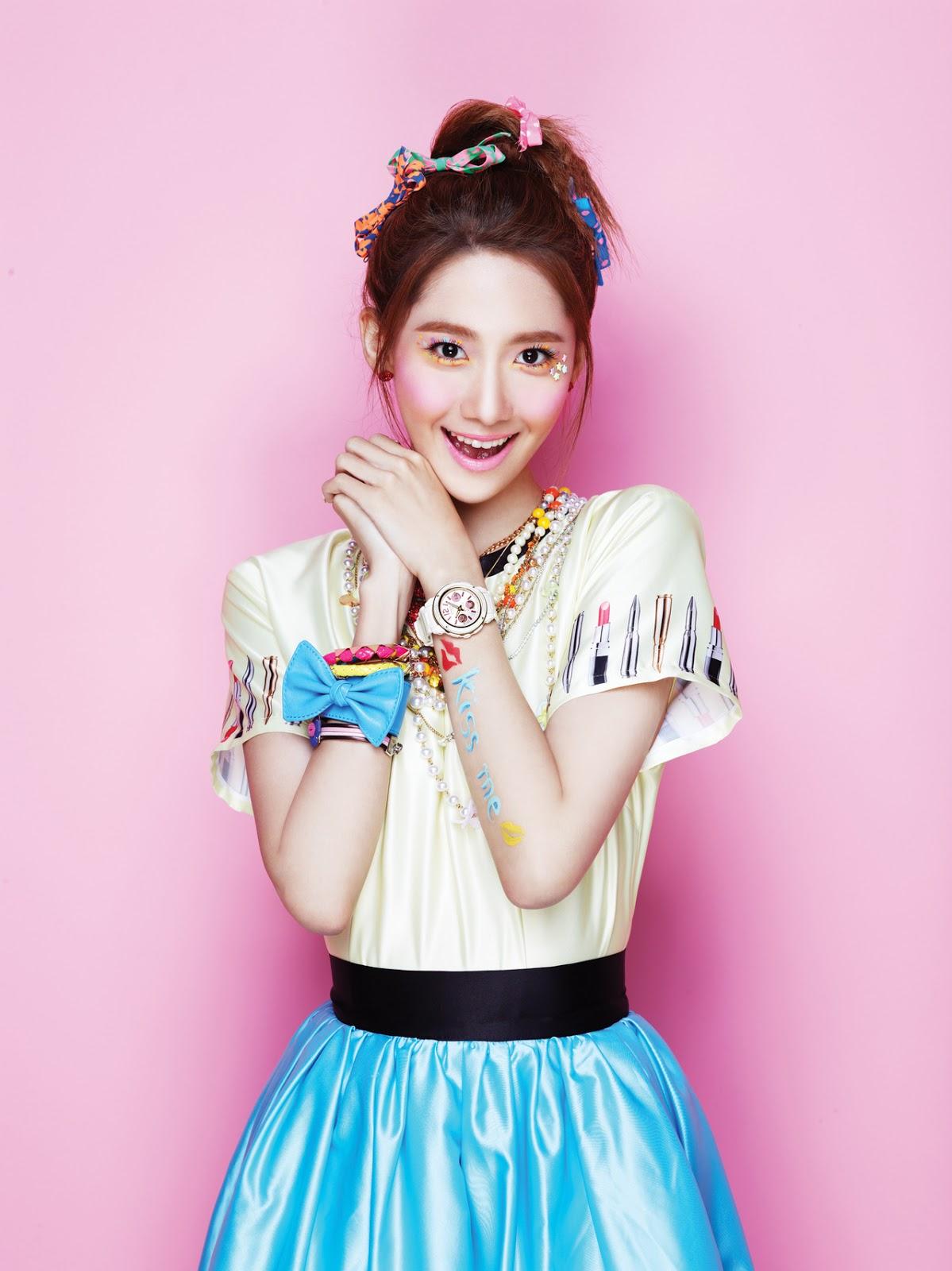 Make Up : Yoona Baby-G...