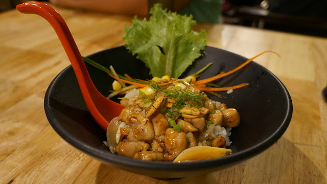 Chicken Teriyaki Don di Shinjuku Japanese Street Food Pontianak