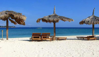 Pantai Gili Meno, Lombok