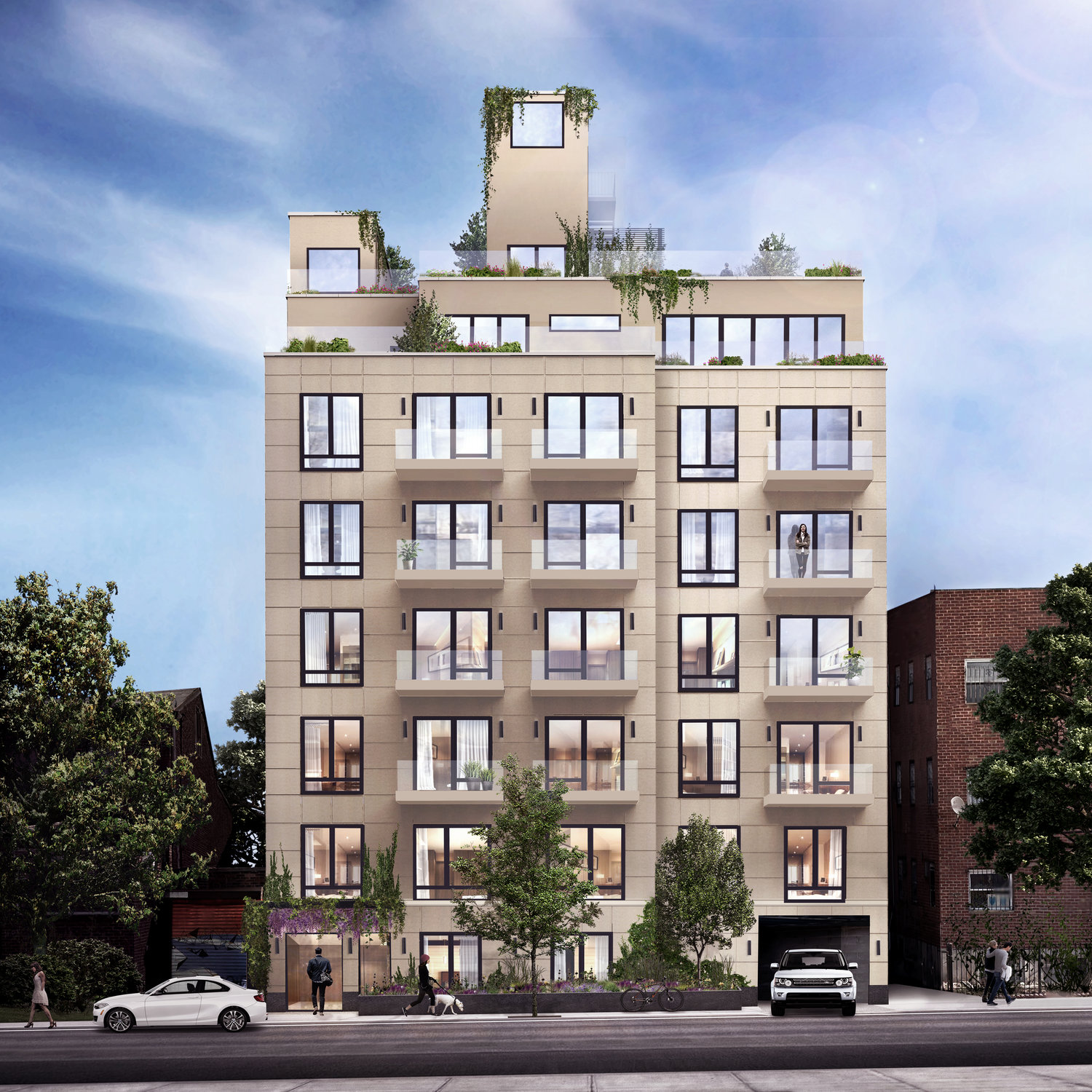 Queens Crap: Astoria Housing Development Is A-hummin